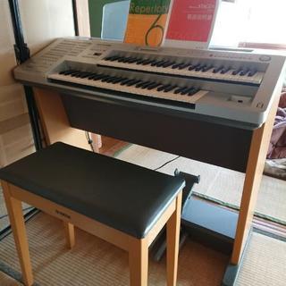 【商談中】エレクトーンELB-01 椅子付き2006年製 訳あり