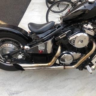 アメリカン バルカン 400cc