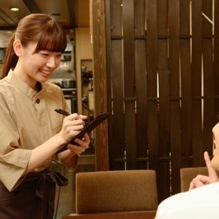 【有名飲食店】≪1日4H〜、週3日〜OK!≫長期Staff募集☆