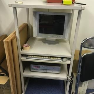 パソコンラック(縦56×横60×高さ120センチ)