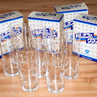 【三ツ矢サイダー】ドレミファグラス★4箱で計8本★1オクターブの...
