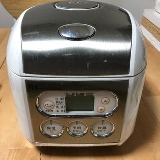 SANYOマイコンジャー炊飯器ECJLS30