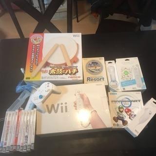 任天堂 Wii 一式