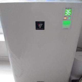 SHARP空気清浄機、加湿器