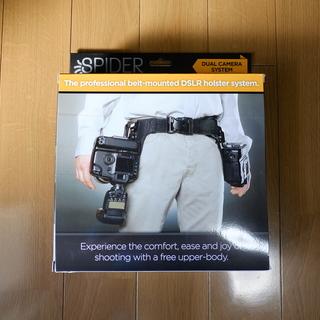 スパイダープロ・カメラシステム(2台携行用) 国内正規品
