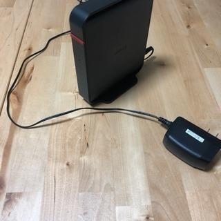 バッファロー無線LANルーターWHR-300HP2