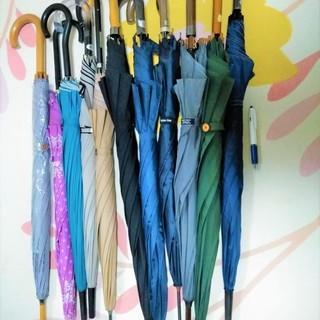 ★美品~USED品・11本まとめて!!男性用・女性用の傘いろいろ...