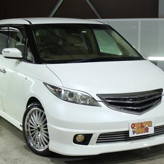 【車検2年付】  ホンダ エリシオン 3.0 VX 社外アルミ/...