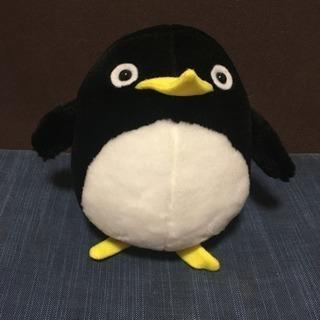 まんまるペンギンぬいぐるみ
