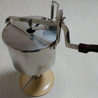 シュークリーム充填機(豊島区南長崎まで取りに来ていただける方)