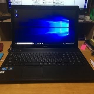 Acer ノートパソコン SSD