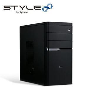 iiyama デスクトップPC intel corei7 SSD...
