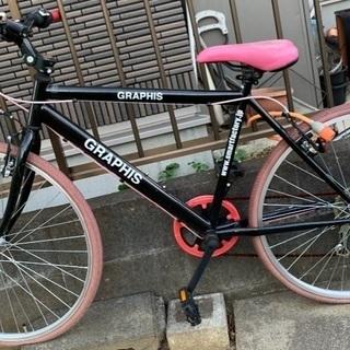 ギア付自転車