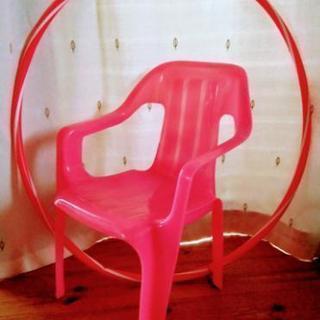 🌼フラフープ+椅子(共に子供用)纏めて🌼