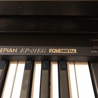コロンビア ELEPIAN EP-01EG 2000年製ジャンク