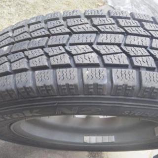 スタッドレスタイヤ 145/80R13 タントに使用