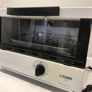011002☆ タイガー オーブントースター 12年製☆