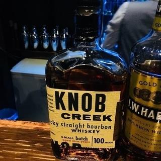 バーでゆっくりお酒が飲みたい