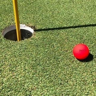 ゴルフ友達募集中