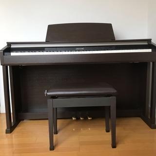 取引中★CASIO♬セルビアーノAP-420BN♬電子ピアノ
