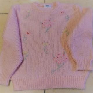 女児セーター(サイズ 130)