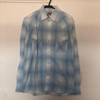 メンズ Denime シャツ 長袖
