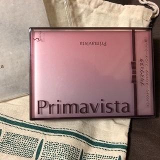 Primavistaのファンデケースとmy little box...