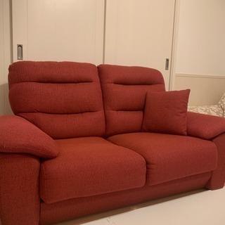 定価5万 未使用 二人掛けソファー