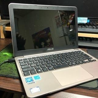 ジャンク asusのノートパソコン