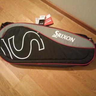 新品SRIXONテニスラケットバッグ(ラケット6本収納可)
