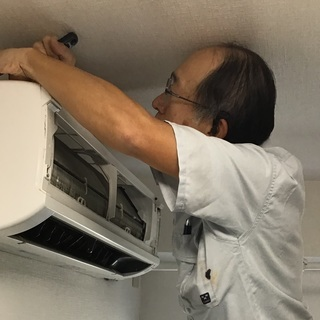 🎵天然エコ洗剤を使用したエアコン内部洗浄‼️抗菌コート無料🎵平成か...