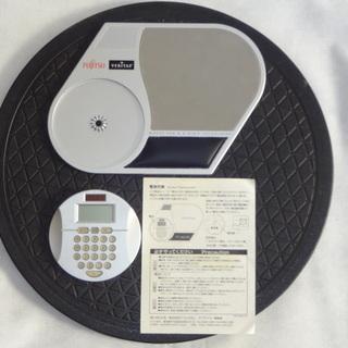マウスパッド  電卓付き (未使用品)