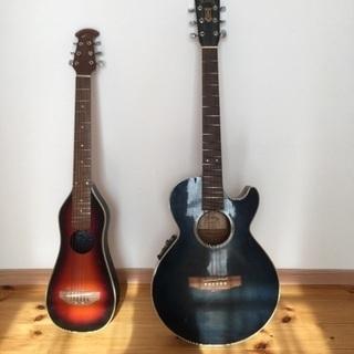 アコースティックギター2点セット