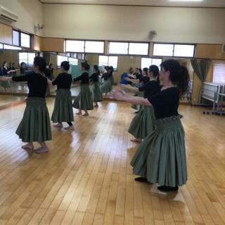 フラダンス無料体験会 - ダンス