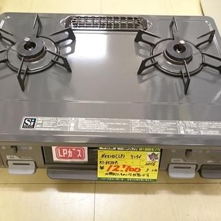 リンナイ ガスコンロ(LP)  2016年製 RT-64JH-R...