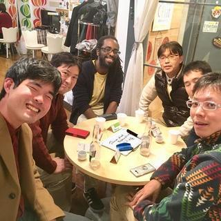 ラロンド先生の【英会話入門で国際交流!】 土曜日、5回!