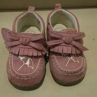 幼児用シューズ 13cm ピンク