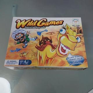 Wild Games パーティーゲーム