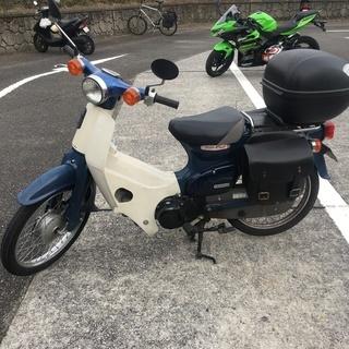 ホンダ スーパーカブ 50cc