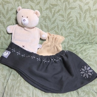 カドルミー 日本製 ベビースリング ニットで抱っこ   Lサイズ