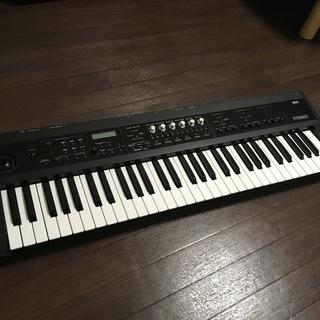 KORG コルグ 61鍵 シンセサイザー PS60【電源アダプタなし】