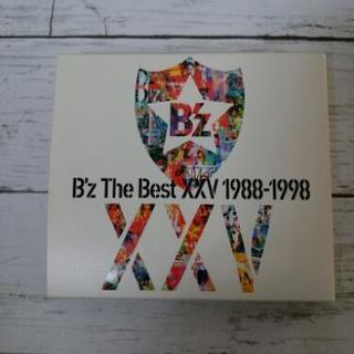B'z The Best XXV 1988-1998 初回限定盤 中古