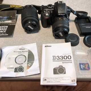 Nikon デジタル一眼レフ