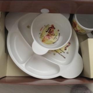 ベビー食器セットの画像
