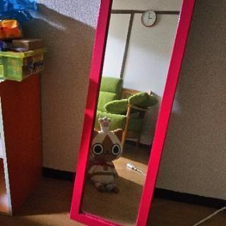 全身 鏡の画像