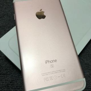 iPhone 6s ローズゴルド 64GB (Docomo) - 売ります・あげます