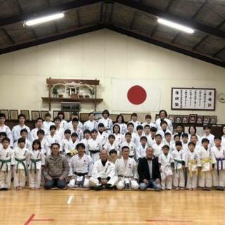 (公社)日本空手協会 修明塾函南教室の会員募集❗