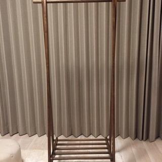 ニトリ A型ハンガーラック メルク...