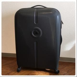 ✈️キャリーケース スーツケース フランス デルセー 高さ65cm 黒