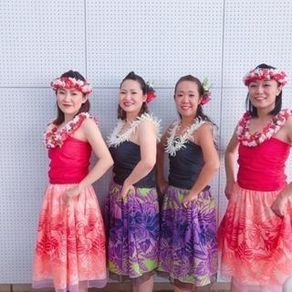 🌈初心者クラス🌈熊谷フラダンス